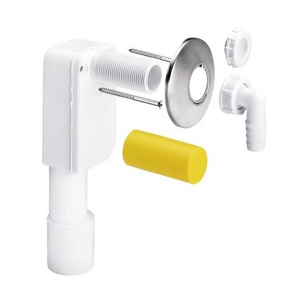 Сифон скрытого монтажа для стиральной/посудомоечной машины 5635.7