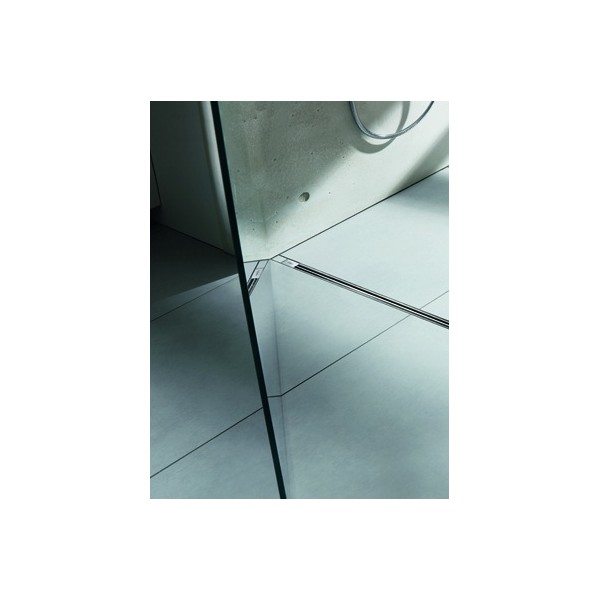 Решетка для трапа 300-1200 мм белая Advantix Vario SR4 4965.33