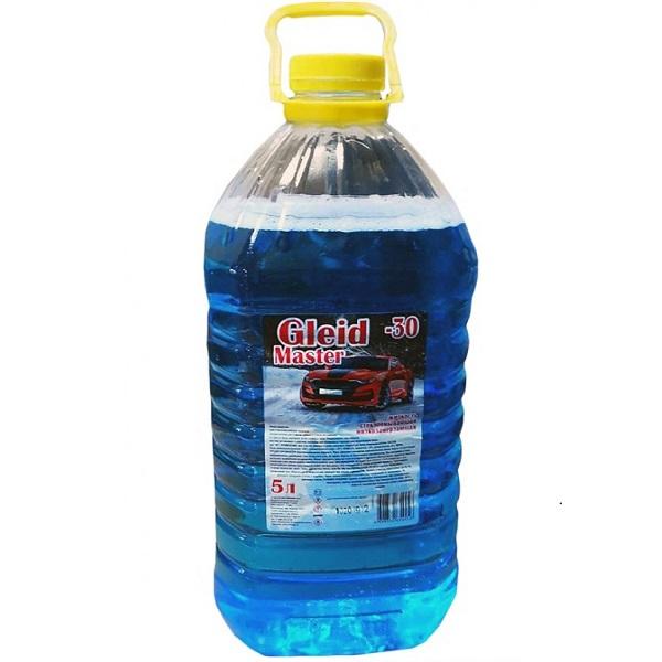 Жидкость для стеклоомывателя Gleid Master -30°C 5 л