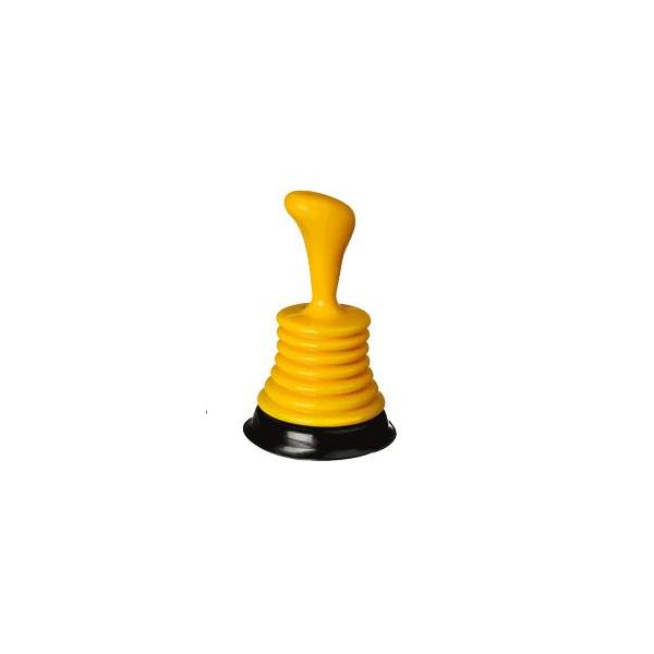 Вантуз желтый маленький