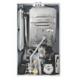 Газовый настенный турбированный двухконтурный котел 13 кВт DELUXE S 13K