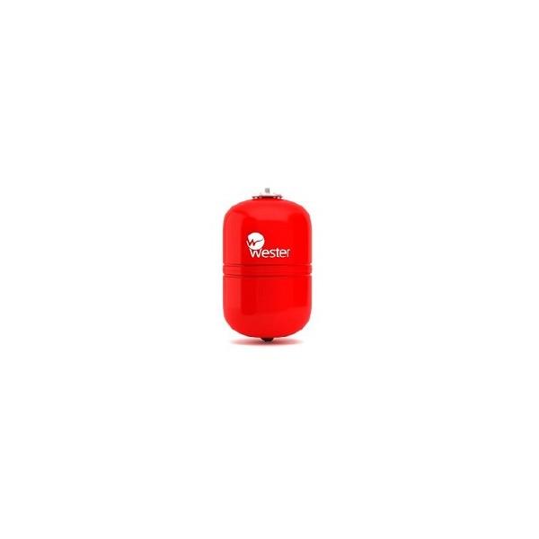Бак расширительный для отопления 35 л  красный