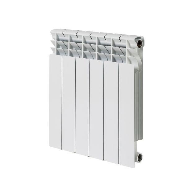 Радиатор биметаллический Фрегат 500*80 10 сек.