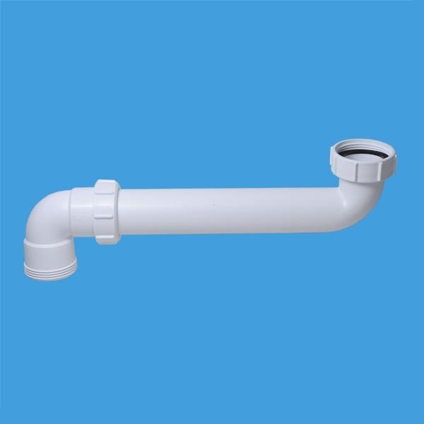 Труба отводная 40-90* L320 мм