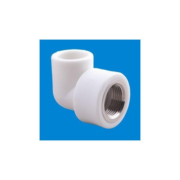 Угол полипропиленовый 25-1/2 внутренняя 2SPK3012