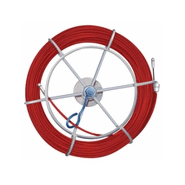 Устройство для протяжки кабеля мини УЗК 3.5-15 м в кассете