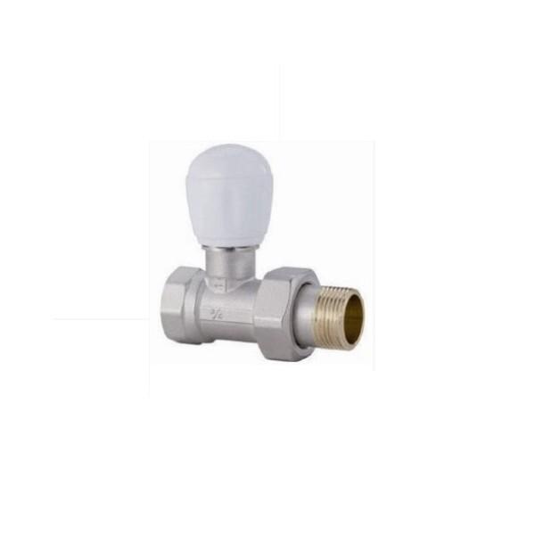 Вентиль для радиатора 3/4 прямой верхний