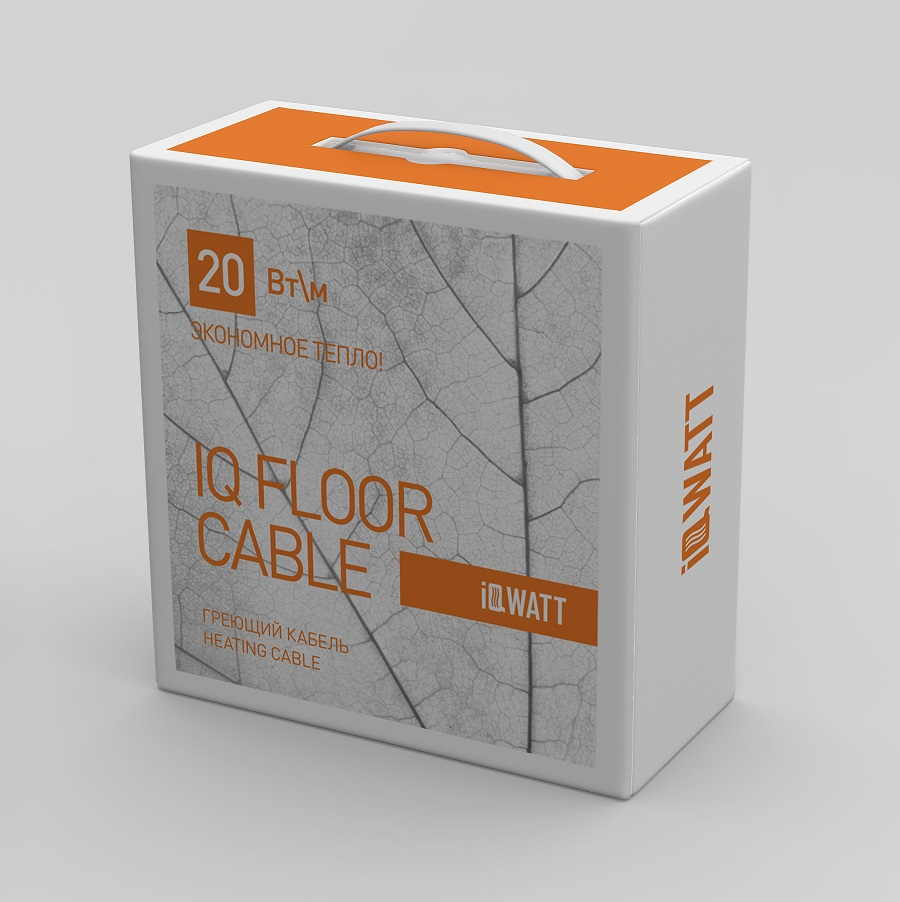 IQ FLOOR CABLE IQWatt